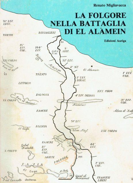La Folgore nella battaglia di El Alamein