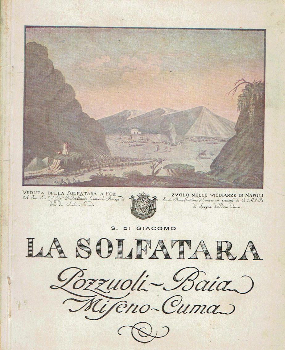 La Solfatara : Pozzuoli