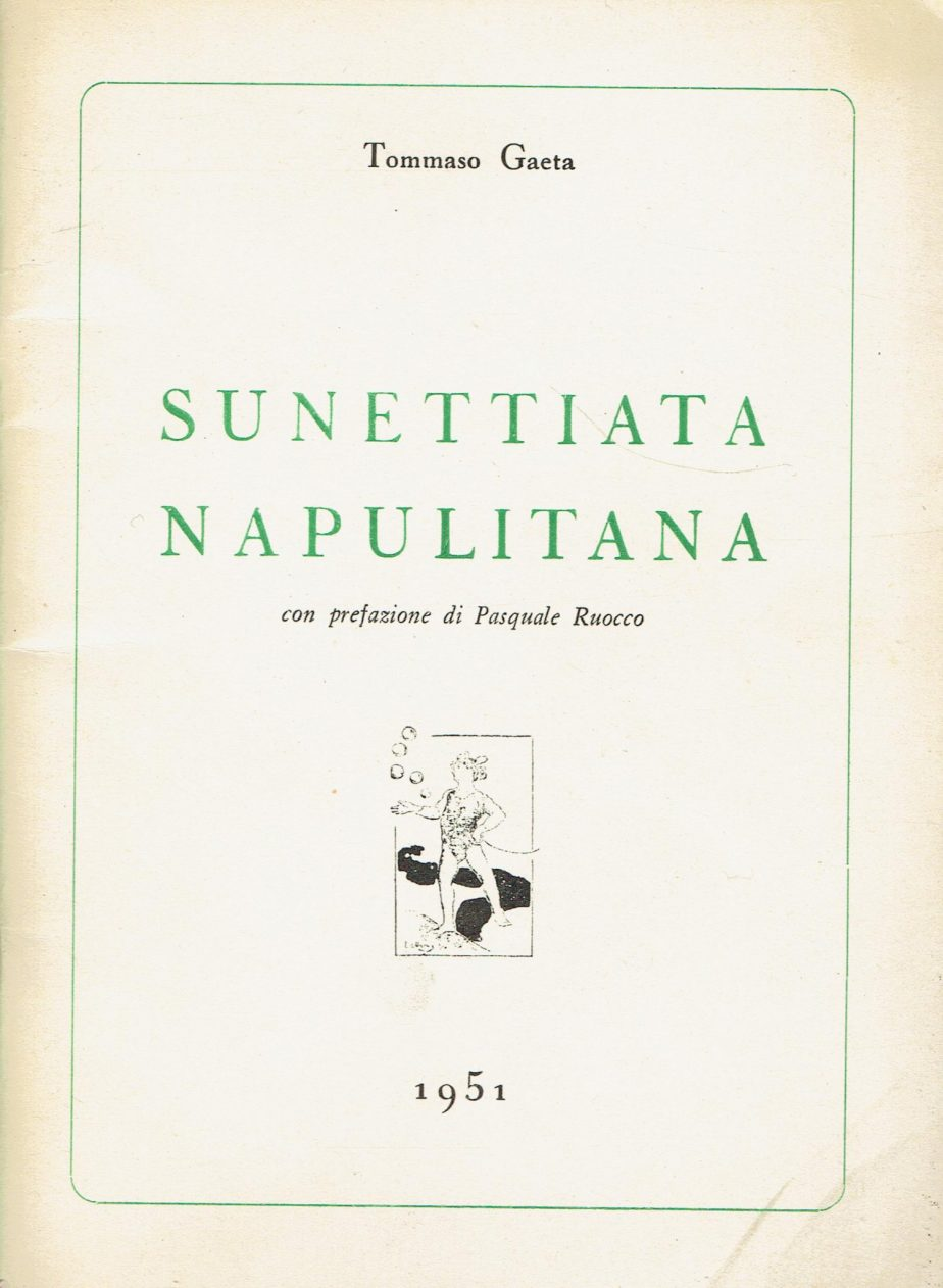 Sunettiata napulitana : [versi in dialetto napoletano]