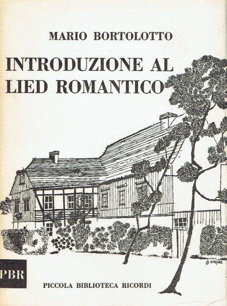 Introduzione al Lied romantico